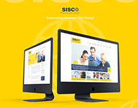 SISCO CASH India: UI/Website Design