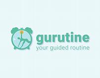 Logo: Gurutine