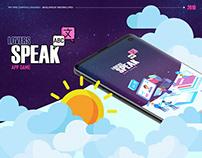 Lovers Speak - App Game