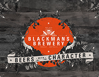 Blackman's Brewery
