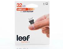 Leef Supra USB Packaging