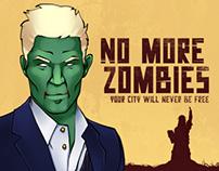 Игра - No more Zombies