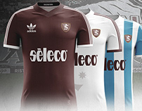 US Salernitana team kit proposal 2019-20
