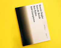 A process book of visiting designers' workshops