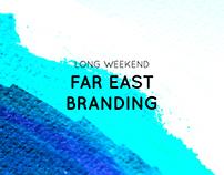 Far East Branding - Festival Identity