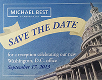 Michael Best  - New Washington, D.C. Office Promo