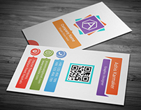 Bubbley Business Card on Graphicriver