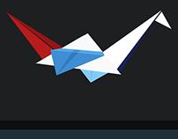 [Logo] CakeBird Design Concept