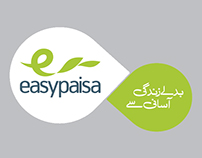 Easypaisa Brand Structure