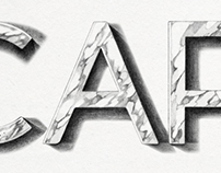 Capsus - Marble style logo
