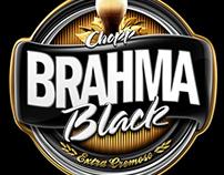 Logo Chopp Brahma Black