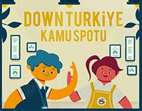 Down Türkiye / Kamu Spotu