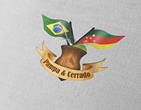 Pampa e Cerrado - Projeto Logo e Site 2015