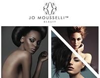 Jo Mousselli Logo Concepts