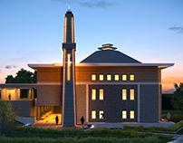 Mosque - Ankara