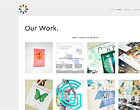 TG Design Studio - website