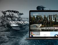 MNI Pro Shop   Website