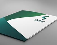 Soter. Servicios para empresas - Branding