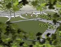 Project proposal. Complete landscaping a park