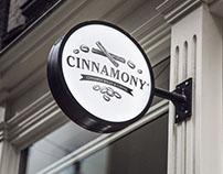 Cinnamony Brand Concept