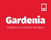 Gardenia Typefamily