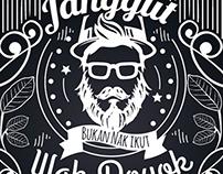 Aku Simpan Janggut | Growing Beards