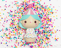 Momiji | Birthday Girl Doll