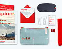 AIR CANADA Brand Design Project