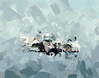 Classic Porsche racing