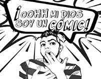 ¡ups soy un cómic!