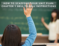 Bell-to-Bell Teacher Instructions by Michael Sheppard