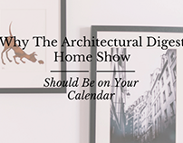 Architectural Digest Home Show Highlights