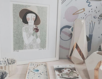 New Stockists for my illustrations @ GDL MX