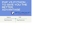 PHP Vs Python – to Give you the Better Advantage
