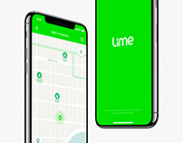 Lime – Electric Scooters Experience Reimagined