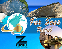 Far Seas Travel Website (Design & Development)