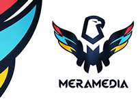MeraMedia full corporate identity