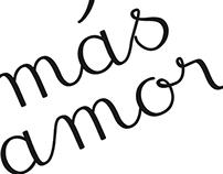 Más amor / women's clothing