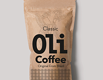 Oli Coffee (From Brazil)