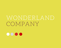 WONDERLAND COMPANY - LOGO