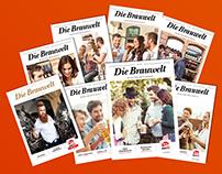 """""""Die Brauwelt"""" Magazin für Stiegl-Brauwelt"""