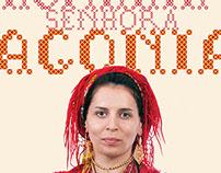 Proposta de Cartaz Sr.Agonia 2015