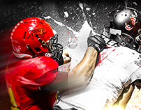 CIS: Guelph Gryphons, 2015 'Opponents Series' Art