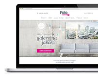 Fotonaplotnie.pl web design