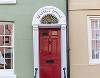 The Doors of Lombard Street