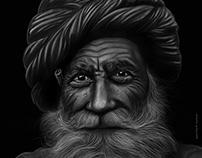 Portrait - Digital painting