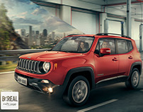 JEEP . Renegade