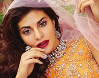 //Harper's Bazaar Bride-June July- Jacqueline Fernandez