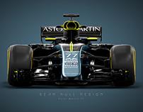 Aston Martin F1 Livery Concept