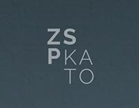 ZSP Kato - Responsive Web Design project.